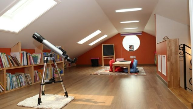 home inspection attic conversion